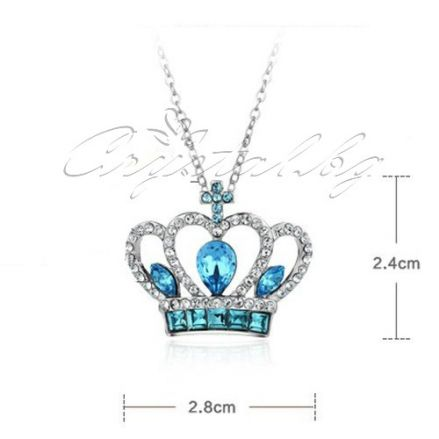 Колие Crown