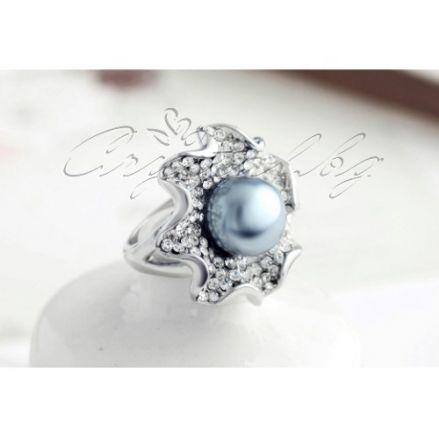 Пръстен Grey Pearl