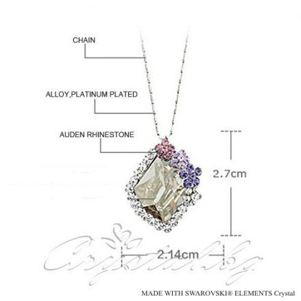 Колие Stone Flower