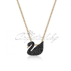 Колие The black swan