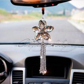 Кристална висулка за кола Clover
