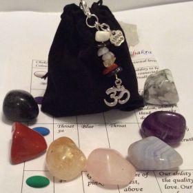 Рейки кристали седемте чакри